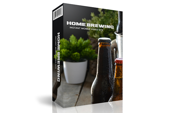 Home Brewing Instant Mobile Video Site