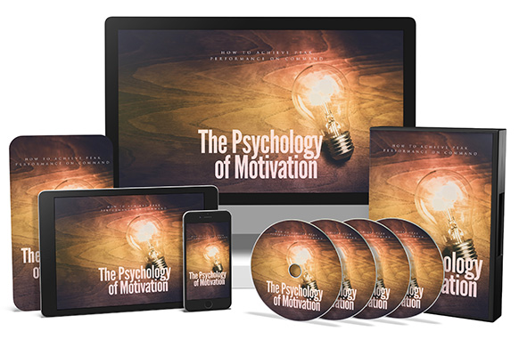 The Psychology Of Motivation Upgrade Package