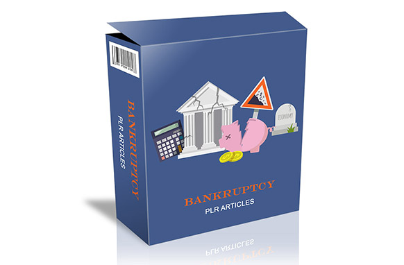 Bankruptcy PLR Articles