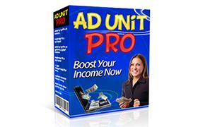 Ad Unit Pro