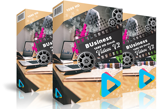 Business 1080 HD Stock Videos V2