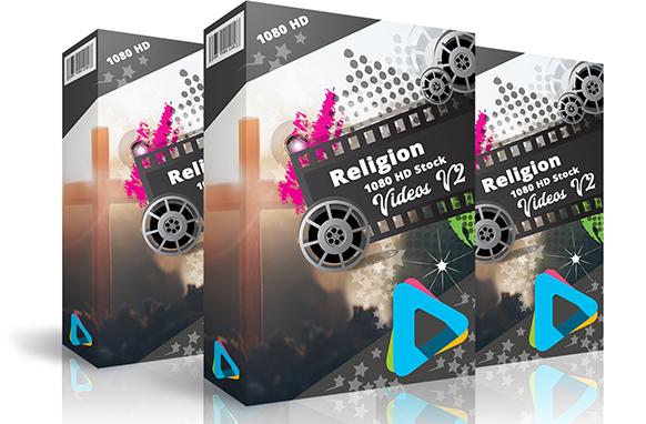 Religion 1080 HD Stock Videos V2