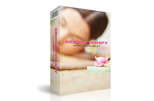 Aromatherapy Instant Mobile Video Site