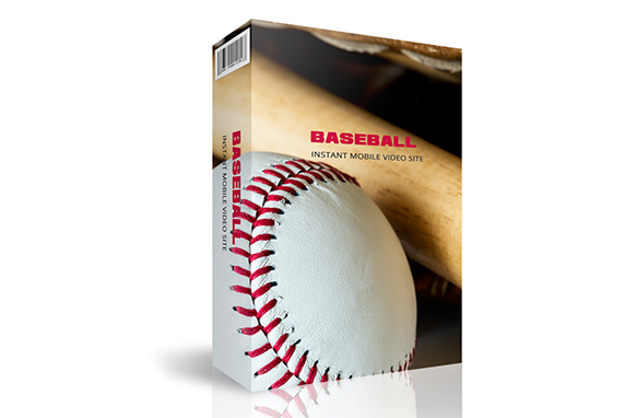 Baseball Instant Mobile Video Site