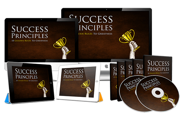 Success Principles Upgrade Package