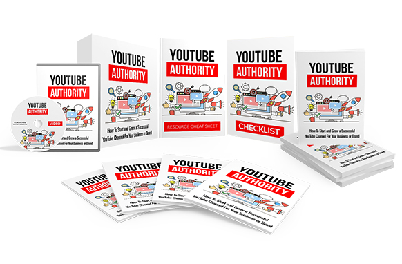 YouTube Authority Upgrade Package