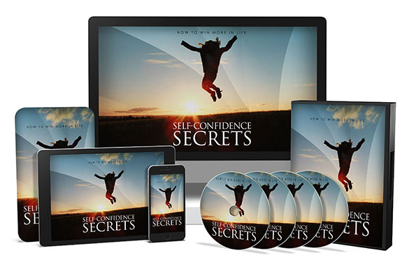 Self Confidence Secrets Upgrade Package