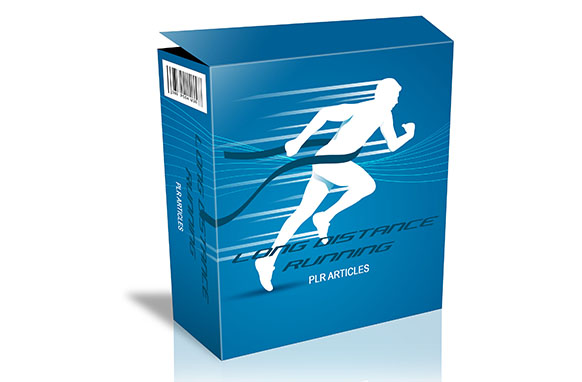 Long Distance Running PLR Articles