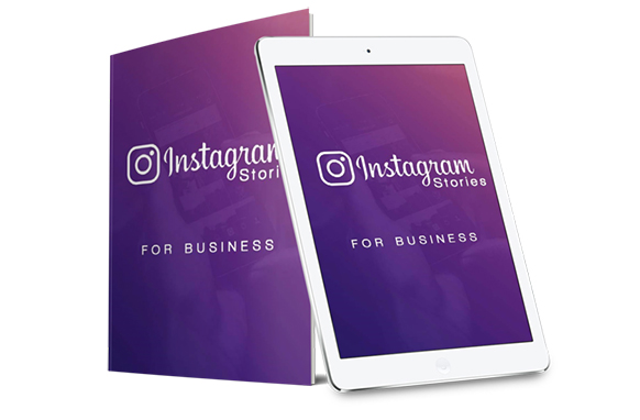 Instagram Stories for Business eMagazine