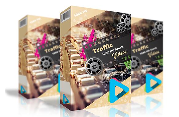 Traffic HD 1080 Stock Videos V1
