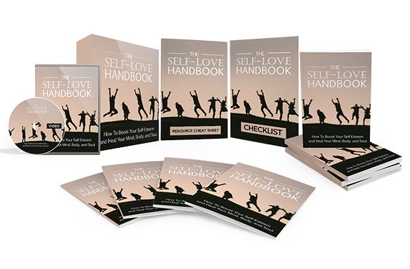 The Self-Love Handbook Upgrade Package