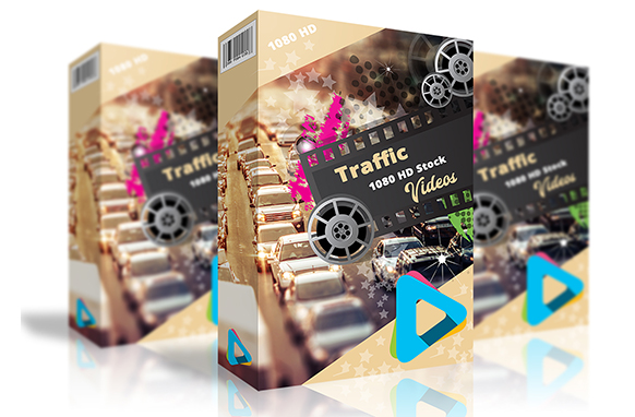 Traffic HD 1080 Stock Videos V1.1