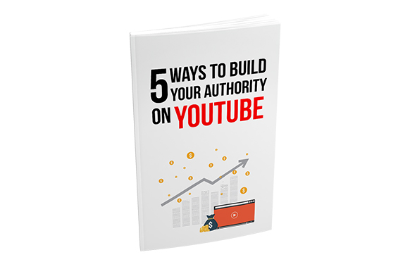 5 Ways To Build Your Authority On YouTube