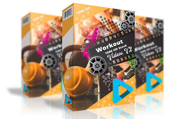 Workout HD 1080 Stock Videos V2