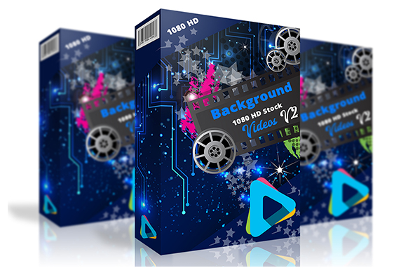 Background HD 1080 Stock Videos V2.1