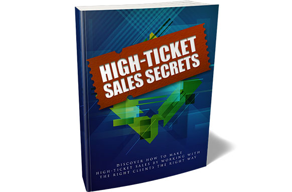 High Ticket Sales Secrets