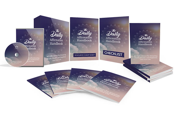 The Daily Affirmation Handbook Upgrade Package