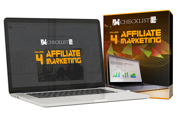 IM Checklist V4 – Affiliate Marketing