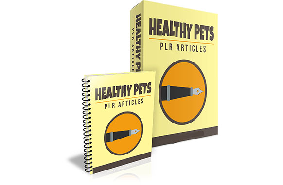 Healthy Pets PLR Articles