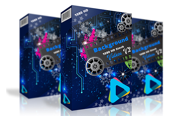 Background HD 1080 Stock Videos V2.4