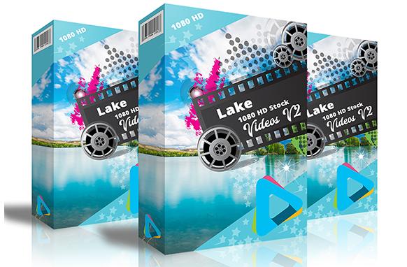 Lake HD 1080 Stock Videos V2.1