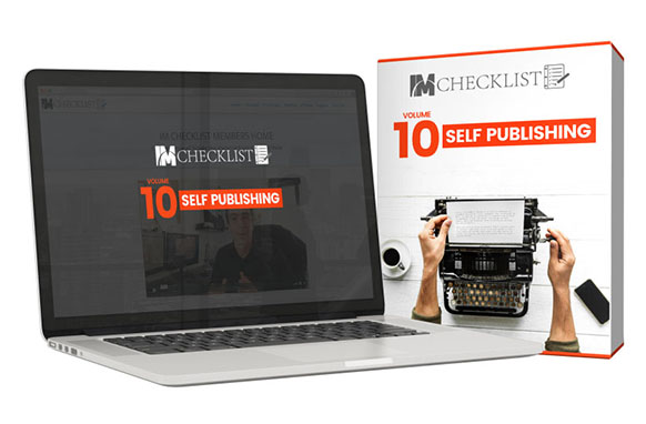 IM Checklist V10 – Self Publishing