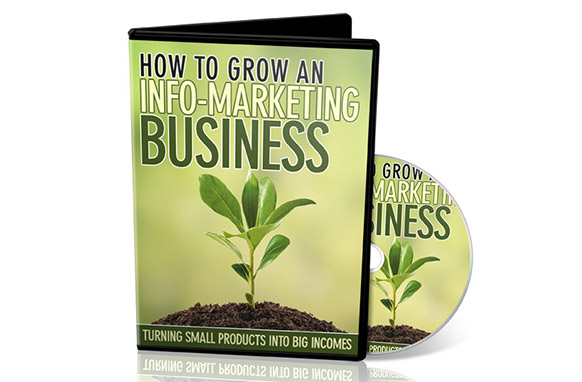 How To Grow An Info-Marketing Business