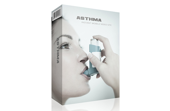 Asthma Instant Mobile Video Site