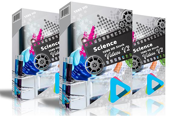 Science HD 1080 Stock Videos V2
