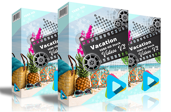 Vacation HD 1080 Stock Videos V2.1