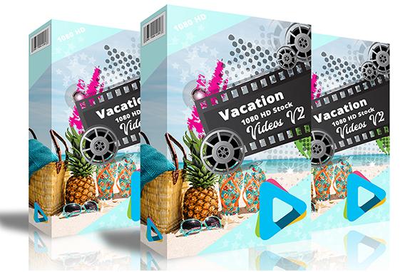 Vacation HD 1080 Stock Videos V2.1