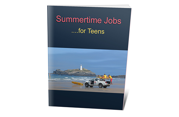 Summertime Jobs for Teens