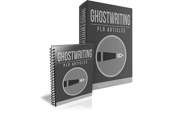 Ghostwriting PLR Articles