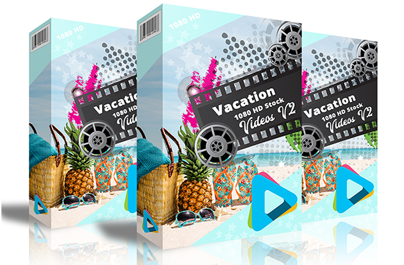 Vacation HD 1080 Stock Videos V2.2