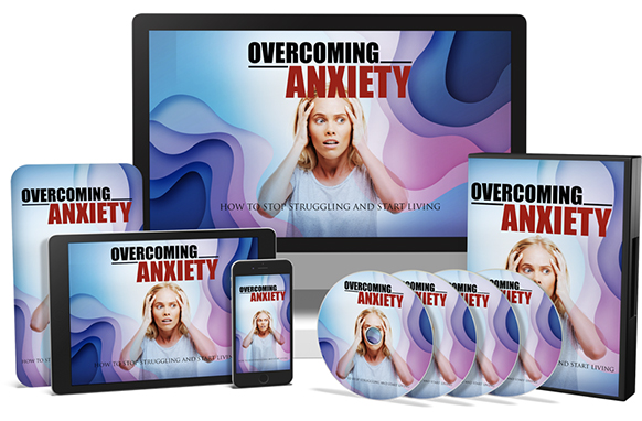 Overcoming Anxiety Upgrade Package