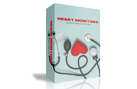 Heart Monitors Instant Mobile Video Site