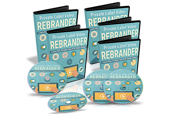 PLR Video Rebrander