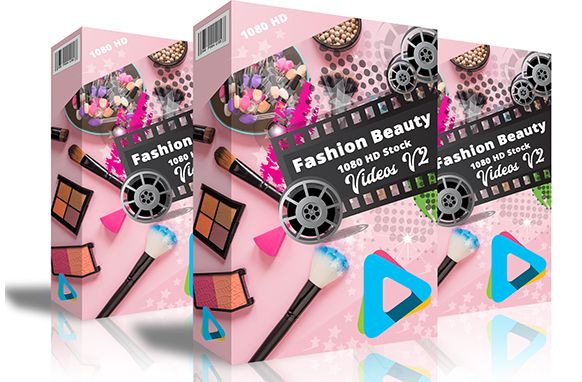 Fashion Beauty 1080 HD Stock Videos V2