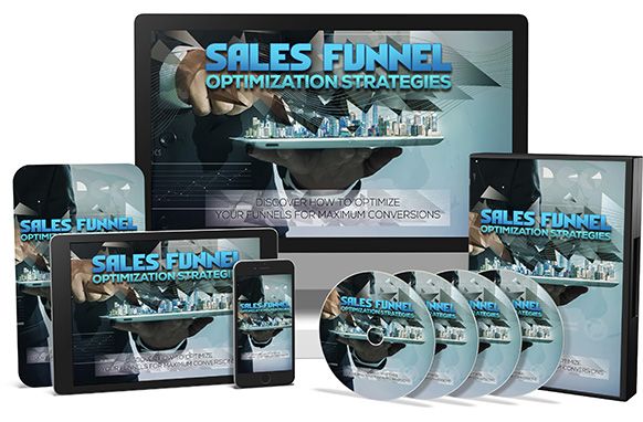 Sales Funnel Optimization Strategies Upgrade Package
