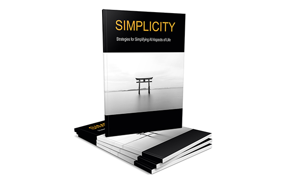 Simplifying All Aspects of Your Life