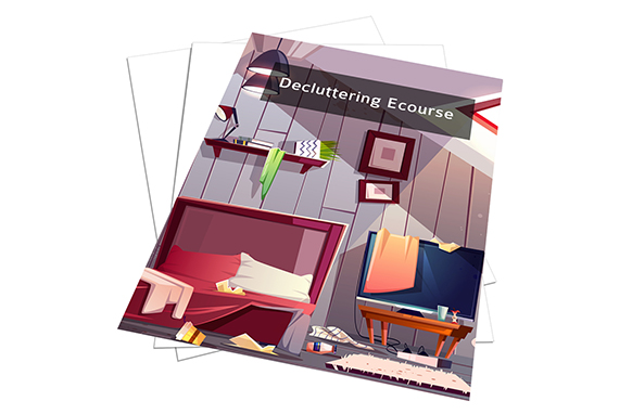 Decluttering Ecourse