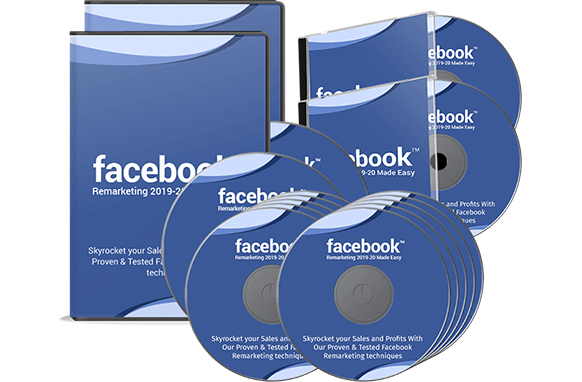 Facebook Remarketing 2019-20 Made Easy Upgrade Package