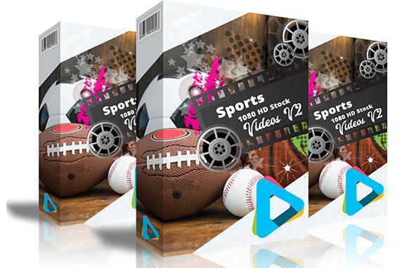 Sports 1080 HD Stock Videos V2