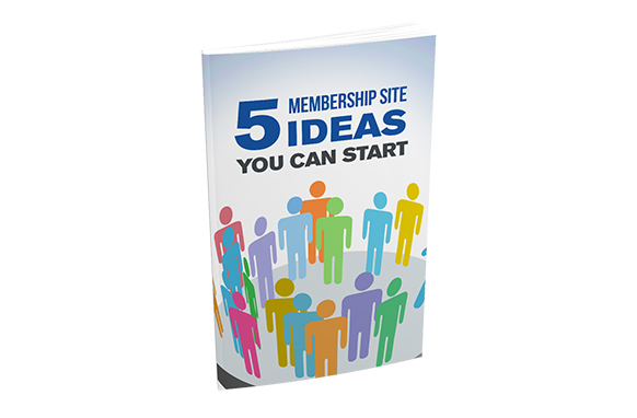 5 Membership Site Ideas You Can Start