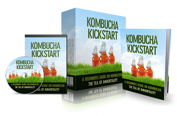 Kombucha Kickstart Upgrade Package