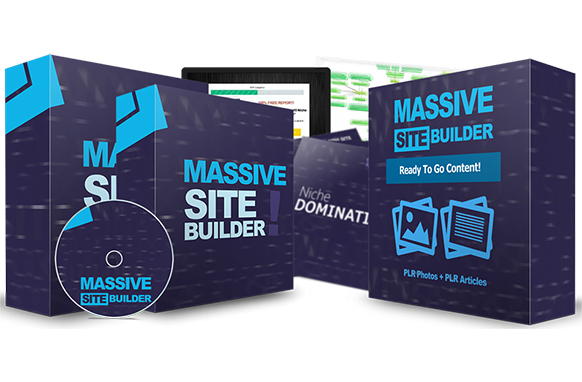 Massive Site Builder Package