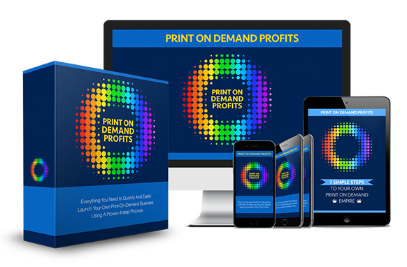 Print On Demand Profits