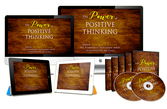 The Power Of Positive Thinking Upgrade Package