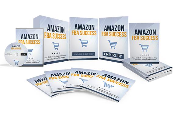 Amazon FBA Success Upgrade Package
