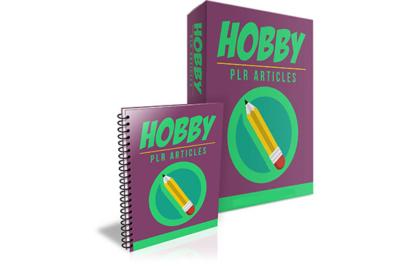 Hobby PLR Articles